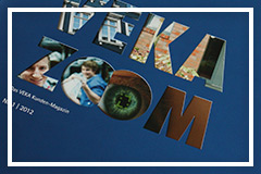 The VEKA ZOOM customer magazine
